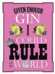 Retro Metal Wall Sign Tin Plaque Vintage Funny Kitchen Gin Gift Pub Lounge Bar